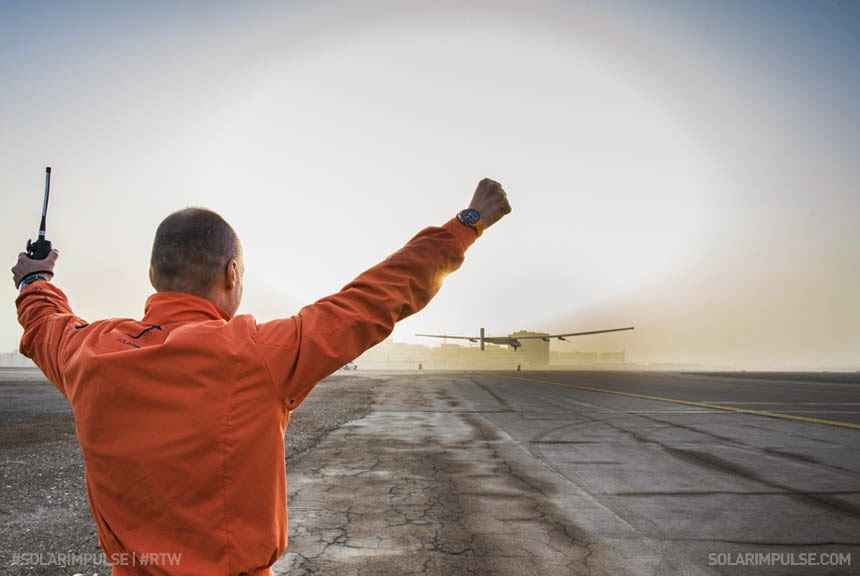 ©Solarimpulse (Google+)